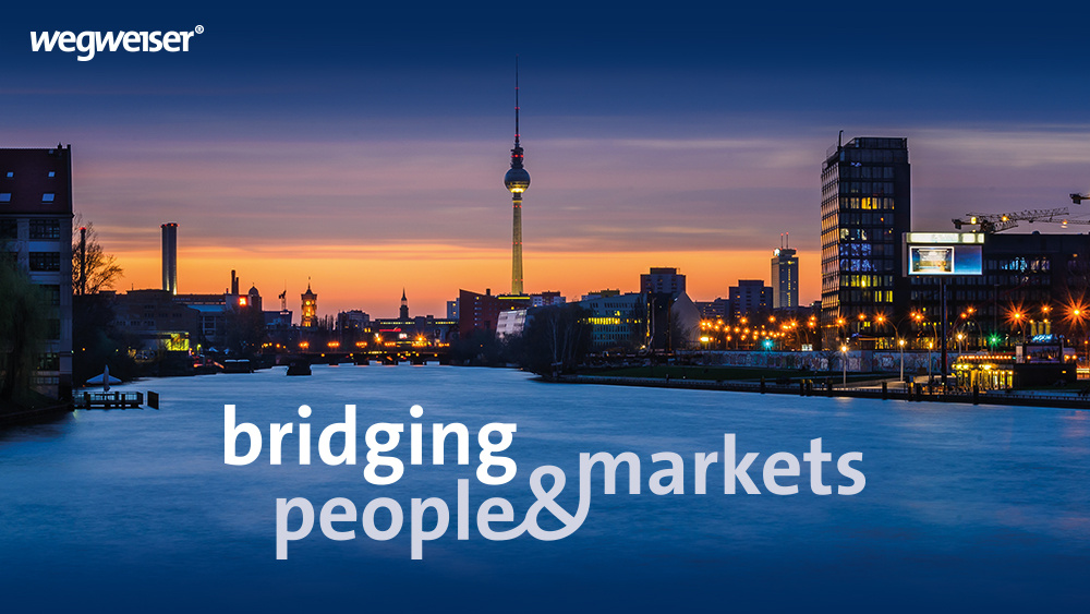 bridging people & markets